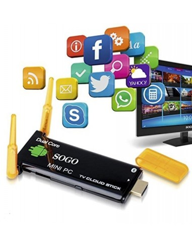 TDT SMART TV SOGO SS4310 ANDROID 4.1...