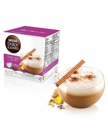 Capsulas Nestle Dolce Gusto Chai Tea...