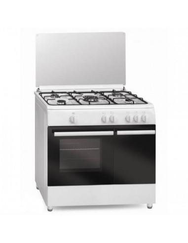 Cocina Vitrokitchen Cb96pbb Blanca 5...