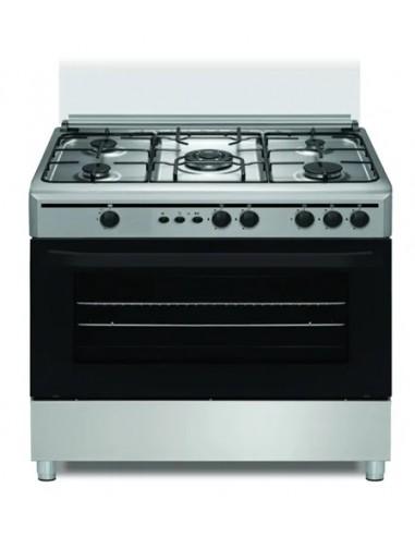 Cocina Vitrokitchen Cb9060ib 5 Fuegos...