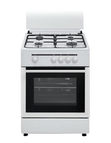 Cocina Vitrokitchen Cb60bb Blanca 4...