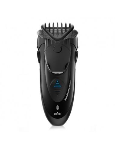 Afeitadora Braun Mg5010 Negra...