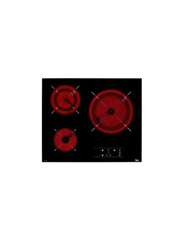 Placa Teka Tt6320 3 Fuegos 40239011