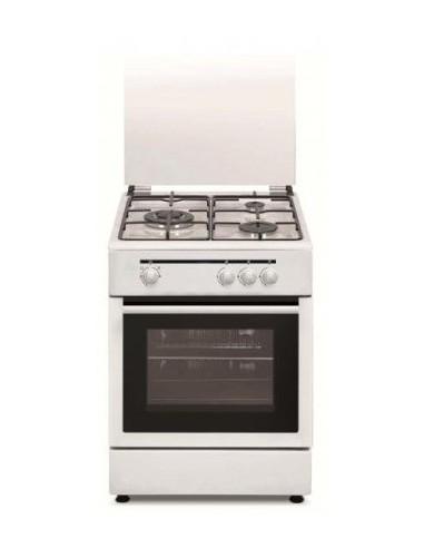 Cocina Vitrokitchen Cb5530bb 3 Fuegos...