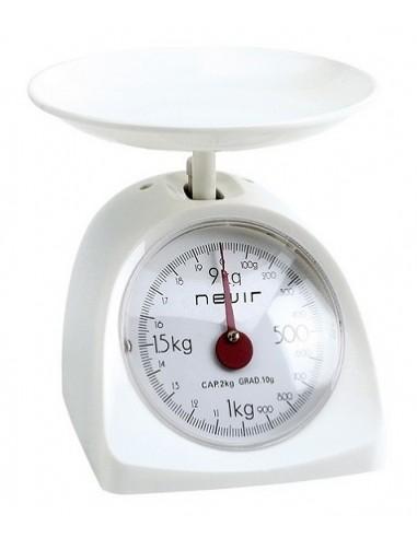 Bascula Nevir Nvr3332 Cocina 2kg...