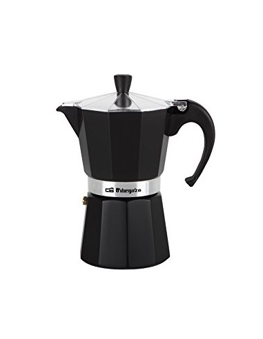 Cafetera Orbegozo Kfn310 3t  Negra...