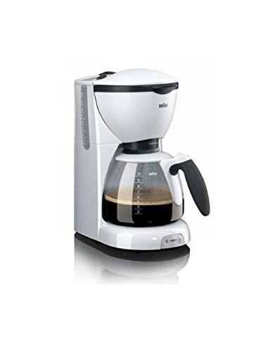 Cafetera Braun Kf520 Dsct Blanca