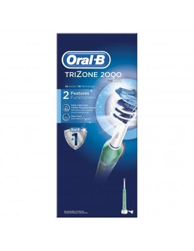 Cepillo Dental Braun Trizone 2000...