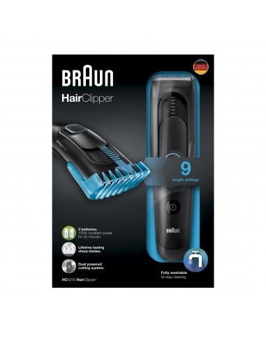 Cortapelo Braun Hc5010 4210201129806