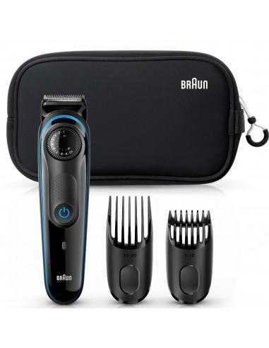 Afeitadora Braun Bt3940 Barbero Con...