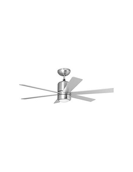 Ventilador Orbegozo Cp50120  Techo 120cms  Cromado 6 Palasm D60w