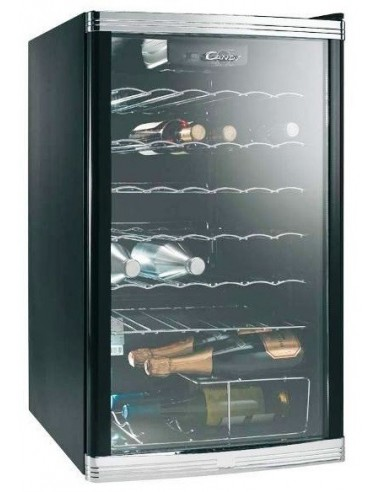 Vinoteca Candy Ccv150 Eu 84x50 120 Litros