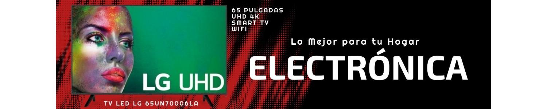 ELECTRÓNICA DEL HOGAR
